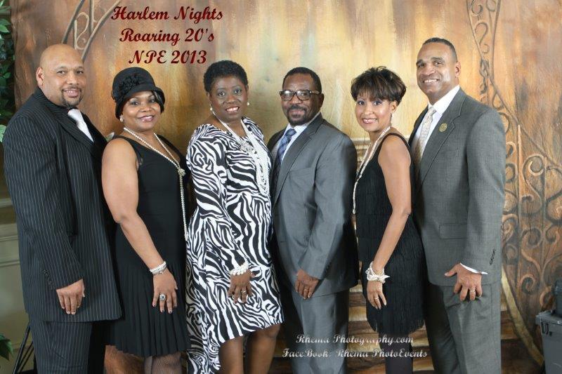 Harlem nights dress attire elhouz